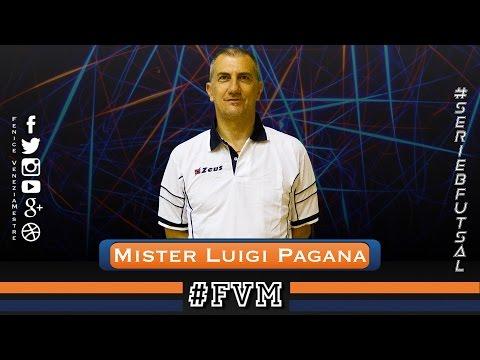 Preview video Serie B | Fenice x Mezzolombardo | Videointervista a Mister Pagana + gol
