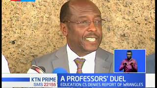 Court quashes CS Magoha directive revoking Prof Kiama's VC job