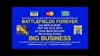 Battlefields Forever advertisement [BIG BUSINESS} Order Your Copy Today!