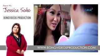 Bong Fernandez: Kapuso Mo, Jessica Soho - Wedding Proposal