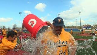 Kent State Baseball vs. Miami 5.1.16 Coach Duncan's 100th Win