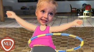 ЛИЗА ГАЛКИНА: Мама, папа, я могу! 7 видеосюжетов - У Лизы все получается!