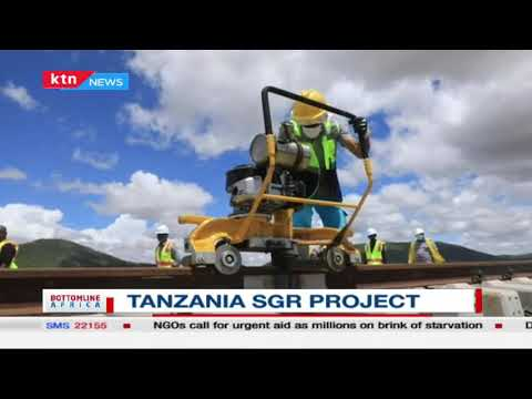 Tanzania SGR project: Tanzania to start using its new SGR early August