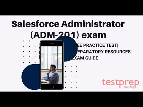 How to prepare for ADM-201 exam ? - YouTube