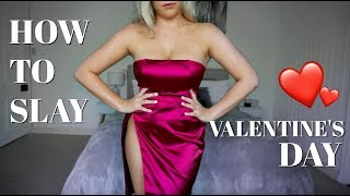 Valentine's Day Outfits To Bring Your Man To His Knees!