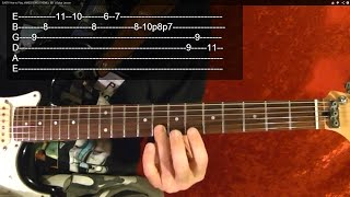 Money Solo by PINK FLOYD ( 1 of 3 ) Guitar Lesson - David Gilmour
