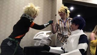 Kaminari's Dating Game