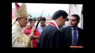 preview picture of video 'دخول البطريرك الراعي إلى الكنيسة'