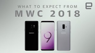 MWC 2018: What to Expect