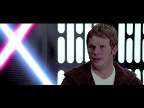 星爵 VS 黑武士!《Kinect星際大戰》電視廣告