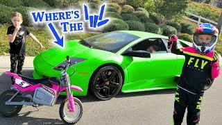 Stealing the Keys Back from the Lamborghini Hacker!!!
