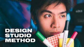 Design Studio Method For Product Designers — Collaborative Design Exercise