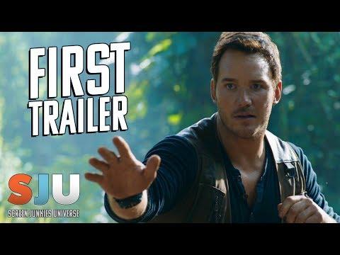 Let's Talk About That Jurassic World: Fallen Kingdom Trailer - SJU