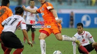 Round 1 V-League 2014 : SHB Da Nang vs Dong Tam Long An