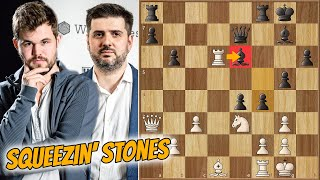 I... Am... Eternal || Carlsen Vs Svidler || Chess24 Legends Of Chess (2020)