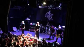 Face to Face - Do you care?/ 1000x (live)