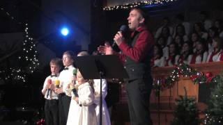 Мир На Земле -  Славик Зима  Sulamita Christmas Concert 2010