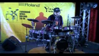 Валерий Кошелев финалист Roland v-drums contest 2011