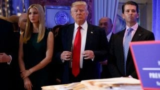 Should Trump have to sell his business assets?