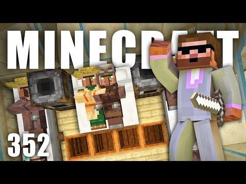 UPGRADE VESNICE NA 1.14   Minecraft Let's Play #352