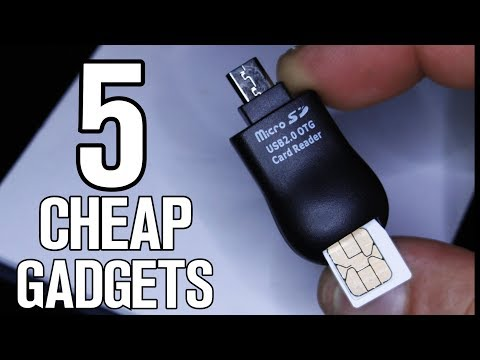 5 Cheap Gadgets  you can buy for 0.79$