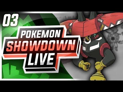 TAPU BULU'S OFFENSE! • Pokemon Showdown Live [OU]