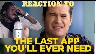 ChrisIsTalkin Reaction | The App That Does Everything... Poorly!
