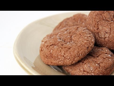 Triple Chocolate Cookies – Recipe by Laura Vitale – Laura in the Kitchen Episode 268