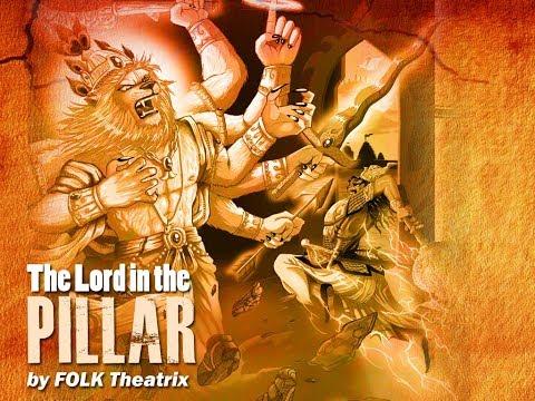 The Lord in the pillar: Hiranyaksha