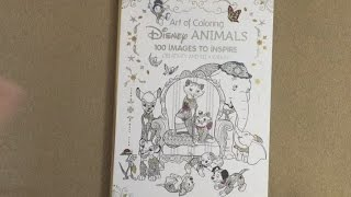 Disney Kaleidescopes Coloring Book Review Japanese Coloring Book