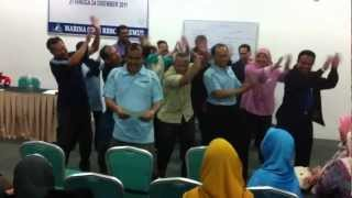 preview picture of video 'Geo Power System (M) Sdn. Bhd | Team building 1'