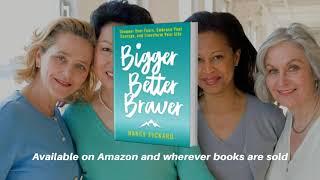 Bigger Better Braver by Nancy Pickard