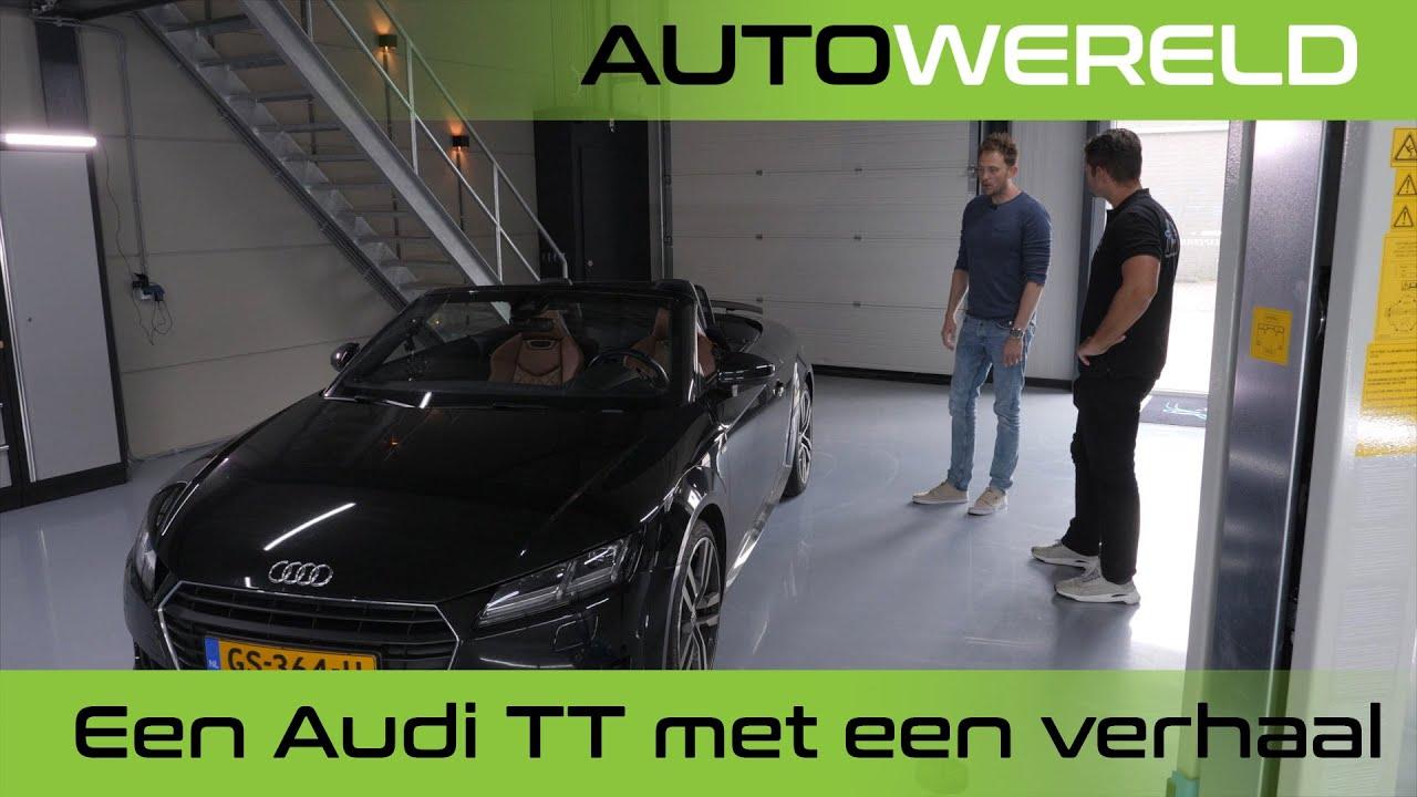 Een Audi TT met een bijzonder verhaal | Masterclass Polijsten | Stipt Polish Point