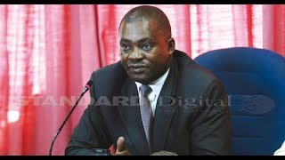 National Assembly Speaker Justin Muturi gives a candid advice to Lands CS nominee