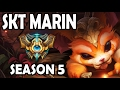 SKT T1 MaRin Gnar vs Shen TOP Ranked Challenger Korea