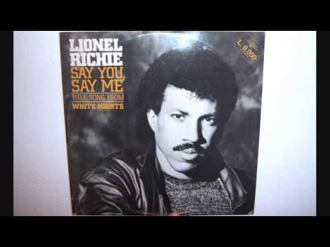 Lionel Richie - Can't slow down (1985)