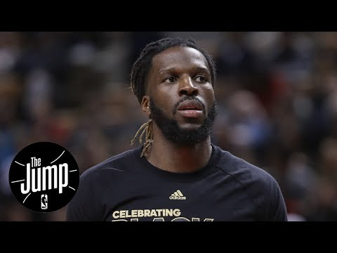 Paul Pierce Tells DeMarre Carroll To 'Just Be Happy' | The Jump | ESPN