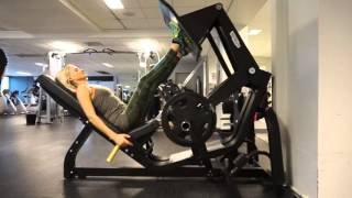 Seline Solberg Contestant Miss Universe Norway 2016 Workout Session