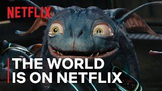 The World is on Netflix