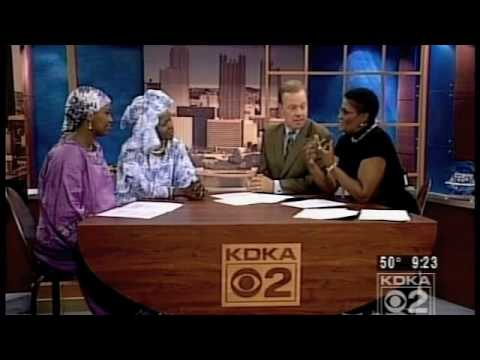 Balafon West African Dance Ensemble at KDKA