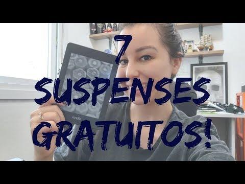 7 SUSPENSES DISPONÍVEIS NO KINDLE UNLIMITED!