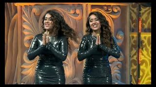 Kapil sharma show actress CHINKY and MINKY comedy in award show you