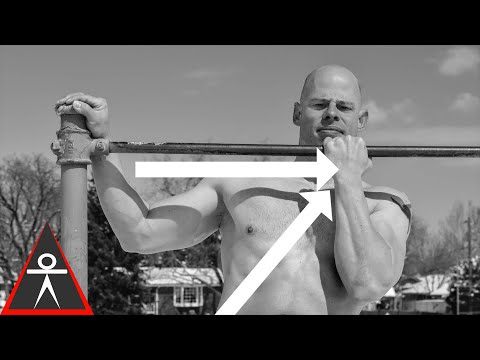 Archer Pull-Ups for Beginners