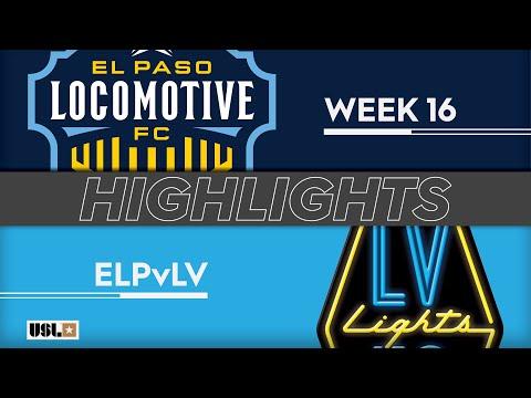 El Paso - Las Vegas Lights 0:1. Видеообзор матча 23.06.2019. Видео голов и опасных моментов игры