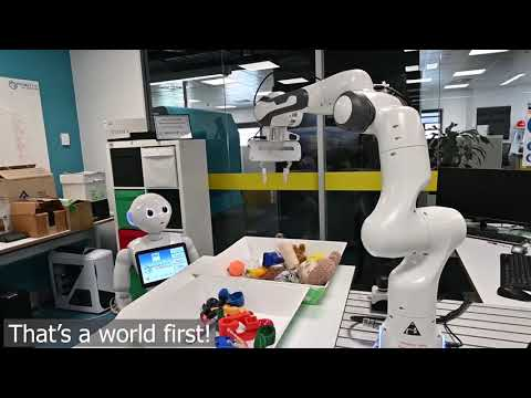 Robotic 'game changer'