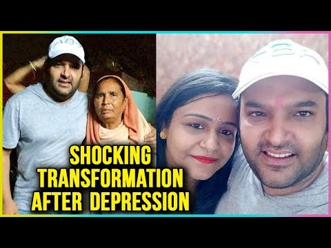 Kapil Sharma SHOCKING TRANSFORMATION After DEPRESS