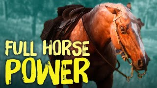 Red Dead Redemption 2 Horses - Everything You Need To Know