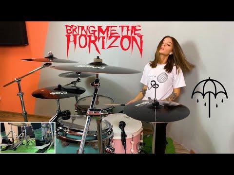 Bring Me The Horizon - Throne - Drum Cover