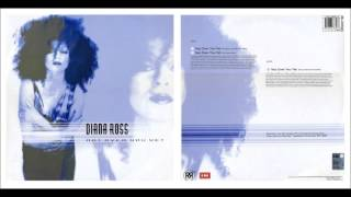 Diana Ross - Not Over You Yet (Dronez - Eric Morillo - Mix) (1999)