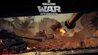 WOT Console War Stories Runaway Tiger Xbox PS4 Colorblind Mode PvE Campaign | Indoor Man Gaming